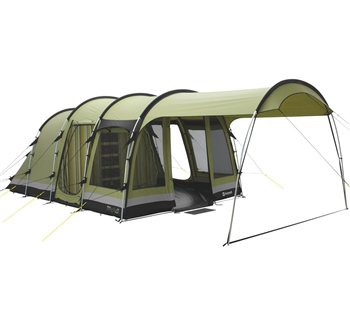 Review Outwell Bear Lake 4 Polycotton Tent 2016 Camping