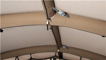 Outwell Montana 6SATC Air Tent 2016  - Click to view a larger image
