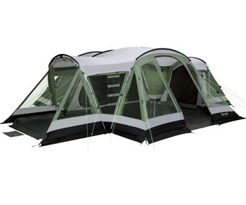 Outwell Dakota 8 Dome Tent (2009) Premium Collection - Click to view a larger image