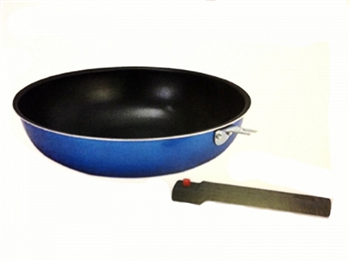 Kampa Canton Non-Stick Wok   - Click to view a larger image