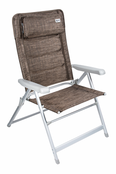 Kampa Luxury Plus XL High Back Reclining Chair Verona  - Click to view a larger image