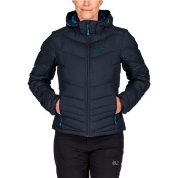 28810bea031 Jack Wolfskin Selenium Ladies Down Jacket - Click to view a larger image