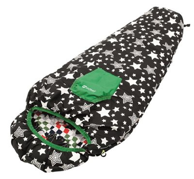 Outwell Batboy Sleeping Bag 2018  - Click to view a larger image