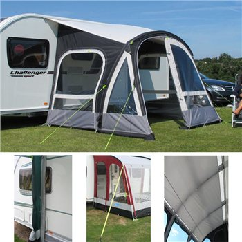Kampa Fiesta AIR Pro 280 Caravan Awning Package Deal 2016