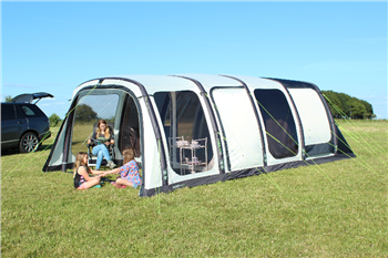 Outdoor Revolution Airedale 6 Air Tent 2017  - Click to view a larger image