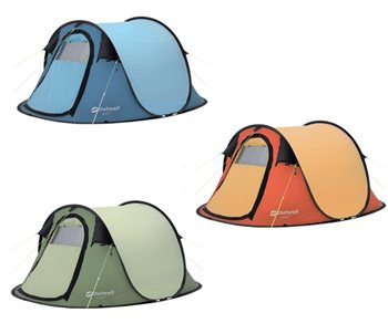 Outwell Jersey M Pop Up Dome Tent CampingWorld.co.uk