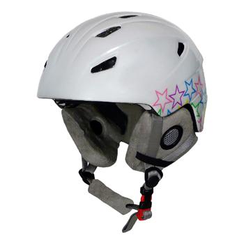 Manbi Park Kids Ski Helmet  - Click to view a larger image