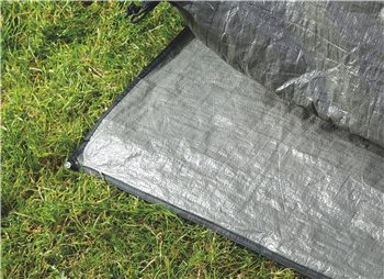 Outwell Bear Lake 4 Footprint Groundsheet 2016  - Click to view a larger image