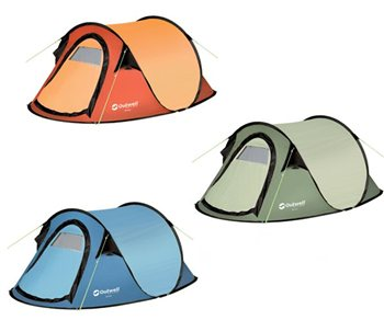 Review Outwell Jersey S Pop Up Dome Tent Camping World Reviews