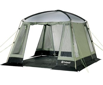 Outwell Oklahoma Day Tent 2009 Deluxe Collection Sage