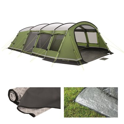 Outwell Drummond 7 Tent Package Deal 2017  - Click to view a larger image