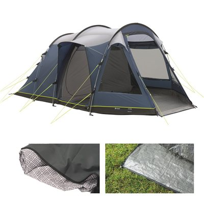 Outwell Nevada 4 Tent Package Deal 2018