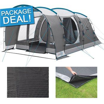 Easy Camp Palmdale 400 Tent Package Deal 2016