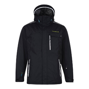 Dare2b Galvanise Mens Jacket Galvanise Mens Jacket - Black - Click to view a larger image