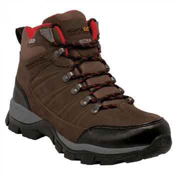 984890b5268 Regatta Borderline Mid Mens Hiking Boots