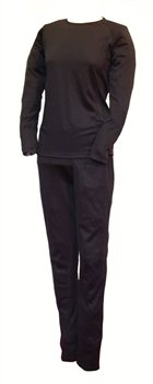 Wynnster Womens Nordic Thermal Base Layer Set (2-piece)  - Click to view a larger image