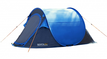 Regatta Malawi 2 Pop Up Tent 2019  - Click to view a larger image
