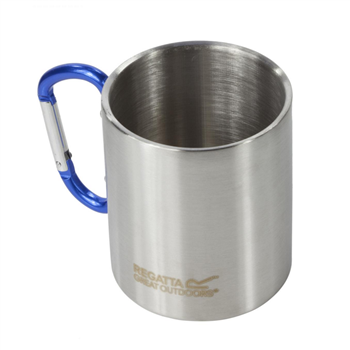 Regatta Steel Mug with Karabiner 2019  - Click to view a larger image