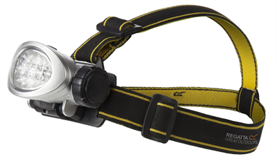 Regatta 10 LED Headtorch 2020  - Click to view a larger image