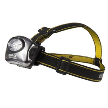 Regatta 5 LED Headtorch 2018  - Click to view a larger image