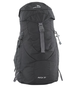 Easy Camp AirGo 30L Black Rucsac  - Click to view a larger image