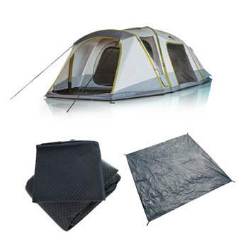 Zempire Aerodome 1 Plus Air Tent Package Deal 2017  - Click to view a larger image