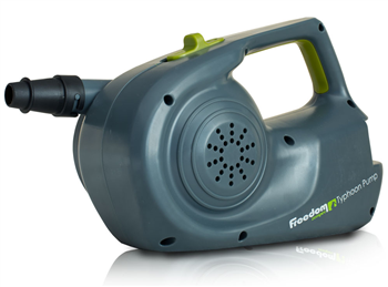 Zempire Typhoon Rechargeable Pump  - Click to view a larger image