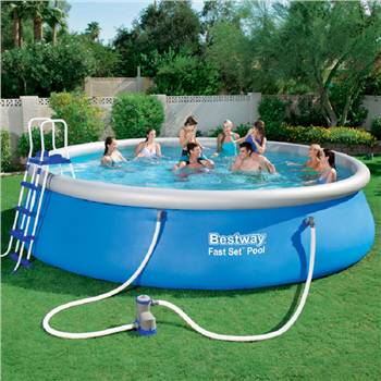 Bestway 18 X 48 Fast Set Pool Set Campingworld Co Uk