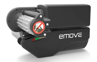 Emove EM305 Gear Driven Caravan Motor Mover  - Click to view a larger image