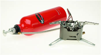 Go System Gemini Extreme Stove  - Click to view a larger image