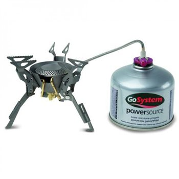 Go System Apollo Ti Trekking Stove  - Click to view a larger image
