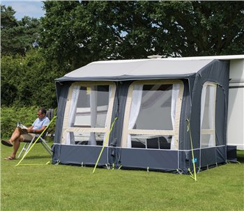 Kampa Classic Air 300 Expert Inflatable Caravan Awning 2018  - Click to view a larger image