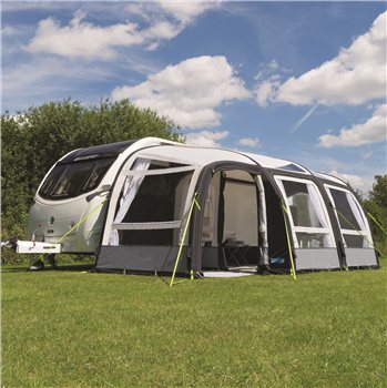 Kampa Rally Air Pro 390 PLUS Inflatable Caravan Awning 2017