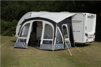 Kampa Dometic Fiesta Air Pro 350 Caravan Awning 2018  - Click to view a larger image