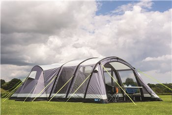 Kampa Bergen 6 Air Pro Inflatable Tent 2017 Kampa Bergen 6 Man Air Tent 2017 - Click to view a larger image