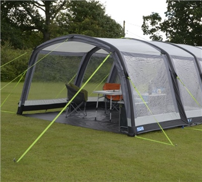 Kampa Hayling 6 Air Pro Canopy 2019  - Click to view a larger image