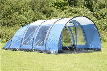 Kampa Paloma 5 Air Advantage Inflatable Tent 2017 Paloma 5 Air Tent - Kampa - Click to view a larger image