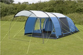 Kampa Paloma 4 Air Canopy 2017  - Click to view a larger image