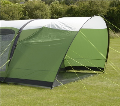 Kampa Brean 5 Air Canopy 2019  - Click to view a larger image