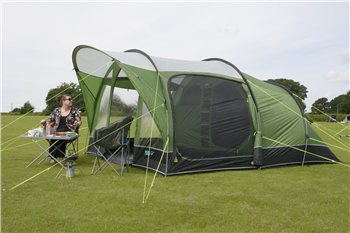 Kampa Dometic Brean 4 Endurance Tent 2019  - Click to view a larger image
