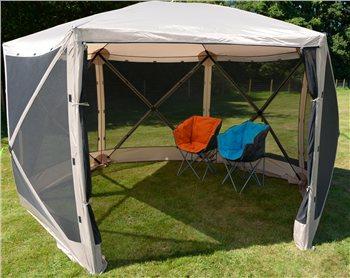 10436ae58a7 Kampa Hex 350 Pop Up Screen House | CampingWorld.co.uk