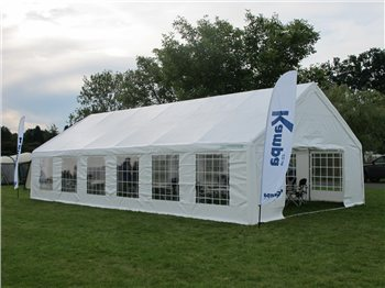 Kampa Party Tent Air 2018  - Click to view a larger image