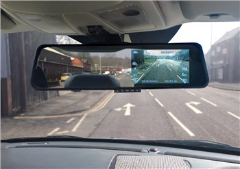 Streetwize - Rearview Mirror Dash Cam