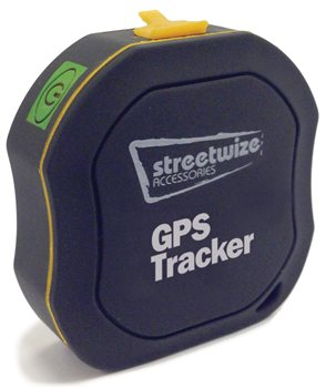 Streetwize GPS Vehicle Tracker  - Click to view a larger image