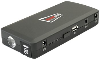 Streetwize Emergency Jumpstarter  Portable Powerbank 1400mAh  - Click to view a larger image