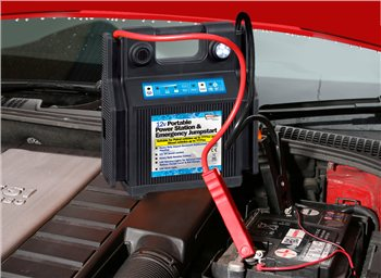 Streetwize 12V24V Heavyweight Power Station and Emergency Jumpstart  - Click to view a larger image