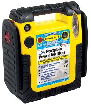 Streetwize 900 Amp Emergency Jump Start  - Click to view a larger image