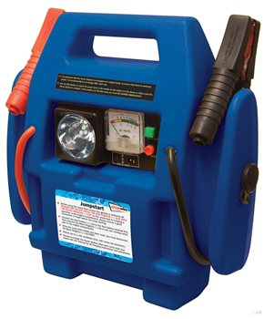 Streetwize Emergency Jump Start 260PSI Air Compressor