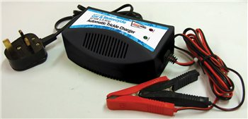 Streetwize 12V 1.5 Amp Automatic Trickle Charger  - Click to view a larger image