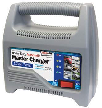 Streetwize 12V 7 Amp Fully Automatic Battery Charger 12V 7 Amp Fully Automatic Battery Charger - Click to view a larger image